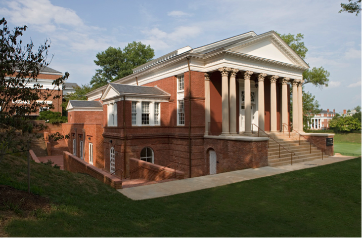 Figure 3: Fayerweather Hall.